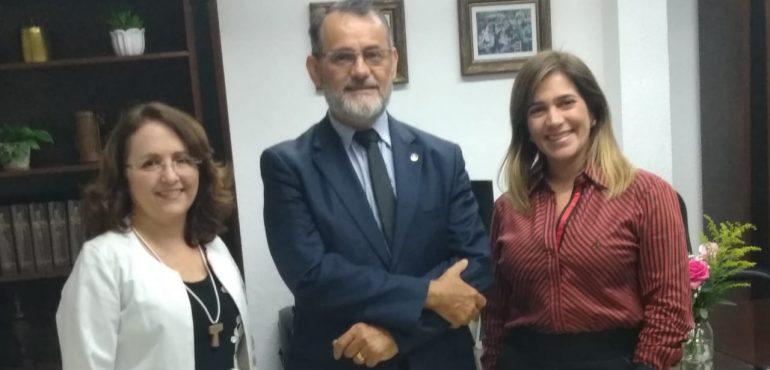 Desembargador do TJMG visita Fórum Clóvis Beviláqua e conhece instalações de Varas especializadas em saúde