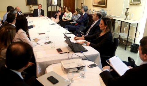 Magistrados das Turmas Recursais participam de reunião do Tribunal de Justiça