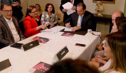 TJCE, Prefeitura e Funci firmam acordo para garantir maior eficácia aos procedimentos de adoção