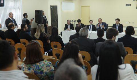 Visita do presidente do TJCE a Iguatu aproxima Administração do Judiciário de juízes e servidores