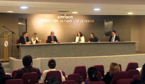 Conciliação no Executivo Fiscal é tema de palestra no Poder Judiciário