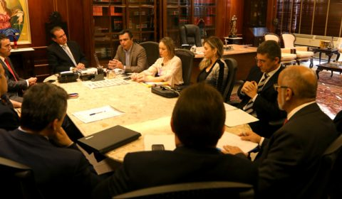 Reunião no TJCE define critérios para primeira fase de atuação contra sonegação fiscal