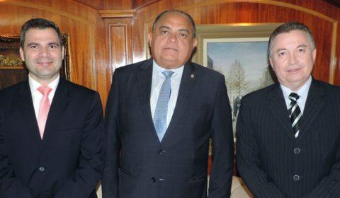 Judiciário e Executivo debatem medidas preparatórias para audiências de custódia no Interior