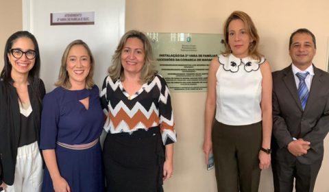 TJCE instala duas novas varas na Comarca de Maracanaú