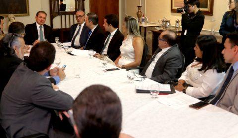 Terceira reunião entre TJCE e representantes da OAB debate infraestrutura de fóruns do Interior