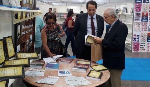 Bienal do Livro: Conselho Editorial do TJCE expõe obras raras e revistas jurídicas até domingo