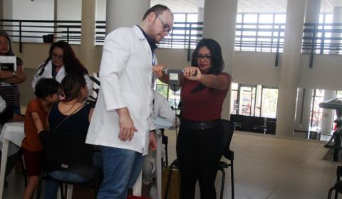 Fórum Clóvis Beviláqua promove Dia Nacional da Saúde com serviços para população