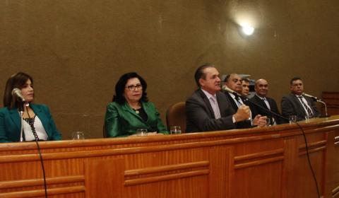 TJCE inicia projeto-piloto da Secretaria Judiciária de 1º Grau no Fórum Clóvis Beviláqua