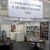 Estande do Conselho na Bienal do Livro recebe um público significativo