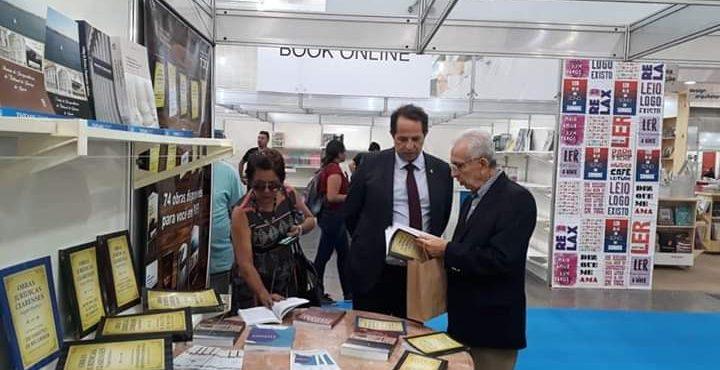 Conselho Editorial e de Biblioteca do TJCE na XIII Bienal Internacional do Livro do Ceará