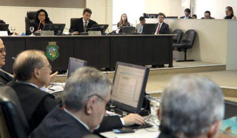 Presidência do TJCE é exercida interinamente pela desembargadora Nailde Pinheiro