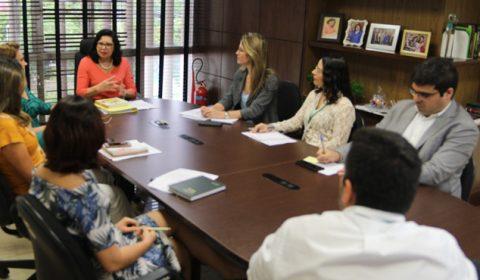 Vice-presidente realiza primeira reunião com Grupo de Padronização de Expedientes e Boas Práticas do TJCE