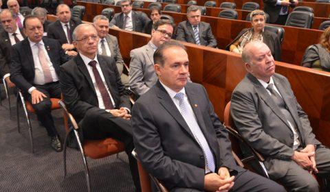 Presidente do TJCE participa de Encontro dos Tribunais de Justiça em Porto Alegre