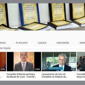Acesse o Canal do Conselho Editorial no Youtube
