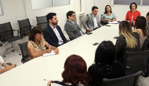 Membros do Sistema de Justiça debatem procedimentos para depoimento especial de crianças