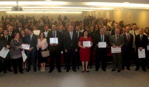 TJCE destaca índices de produtividade do Judiciário e certifica magistrados e varas