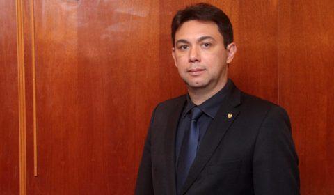 Magistrado Ricardo Alexandre é o novo juiz auxiliar da Presidência do Tribunal de Justiça