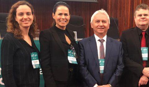 Magistrados do Tribunal de Justiça participam de encontro nacional sobre sistema carcerário