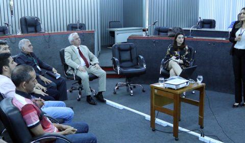 Judiciário estadual é convidado para aderir ao programa Selo TCE Sustentável