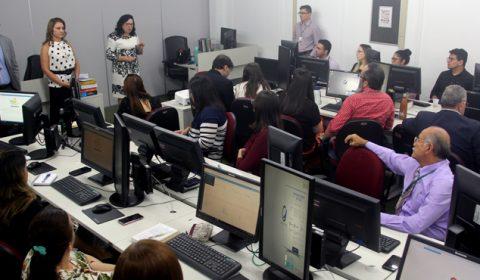 Prossegue no TJCE treinamento para utilizar ferramenta que otimiza gerenciamento de processos