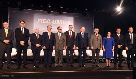 Vice-presidente assume interinamente Presidência do TJCE