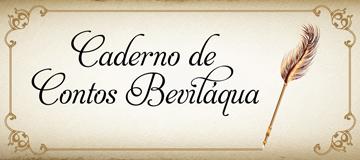 CADERNO DE CONTOS BEVILÁQUA