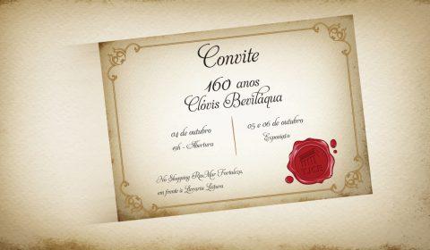 Exposição em comemoração aos 160 anos de Clóvis Beviláqua começa nesta sexta-feira