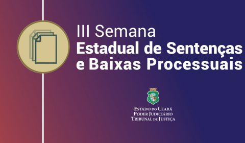 Justiça estadual movimenta mais de 98 mil processos durante Mutirão de Sentenças e Baixas