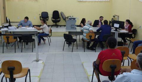 Mutirão na Comarca de Santana do Acaraú realiza 450 audiências de conciliação em cinco dias