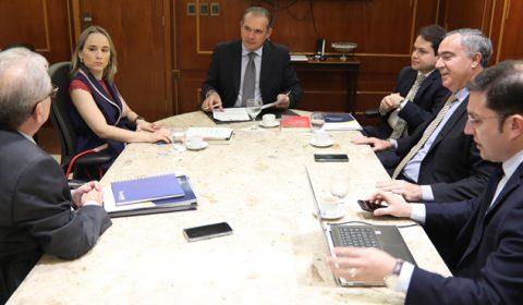 Parceria entre TJCE e Governo do Estado busca recursos para modernização do Poder Judiciário