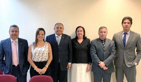 Unidades judiciárias de Aquiraz são inspecionadas pela Corregedoria-Geral da Justiça