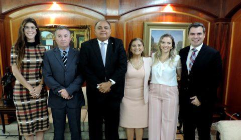 Reunião na Corregedoria discute o aprimoramento da fiscalização do cumprimento de medidas alternativas