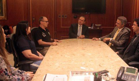 TJCE e Governo do Estado renovam termo de cooperação para capacitação de servidores
