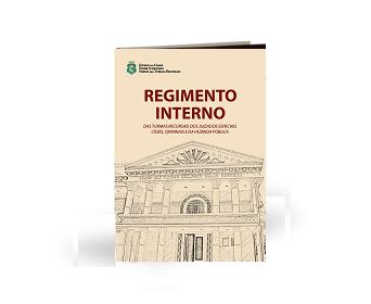 Regimento Interno das Turmas Recursais dos Juizados Especiais Cíveis, Criminais e da Fazenda Pública