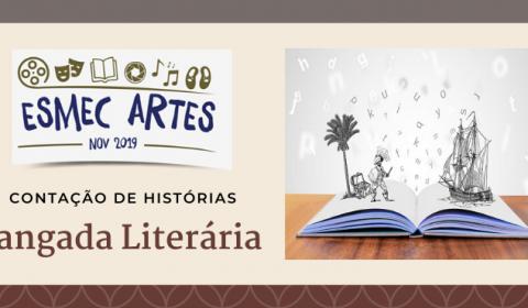 Rede Literária promove contação de histórias para crianças na Escola da Magistratura