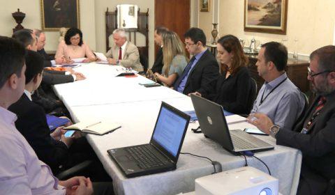 TJCE, Executivo e CNJ debatem estratégia para cadastro biométrico de presos