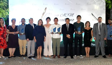 Reportagens sobre Judiciário são premiadas na 2ª edição do Prêmio ACM de Jornalismo