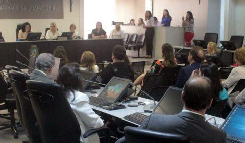 Começa treinamento para utilização do sistema que unifica ações de execução penal