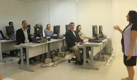 Fórum Clóvis Beviláqua realiza primeiro curso de calculadora eletrônica para advogados