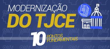 Modernização do TJCE