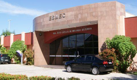 Esmec amplia em 60% cursos de formação para magistrados e servidores em 2019