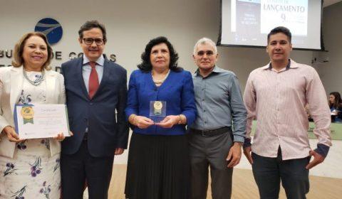 TJCE recebe o Selo TCE Ceará sustentável