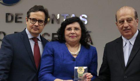 """Tribunal de Justiça é agraciado com o """"Selo TCE Ceará Sustentável"""""""