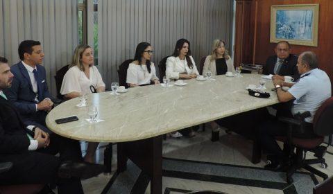 Magistrados discutem aprimoramento da prestação jurisdicional das audiências de custódia em Maracanaú