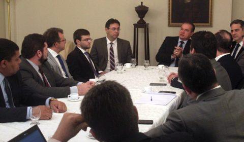 Modernização da Justiça e demandas do Interior  são temas de reunião entre TJCE e OAB-CE