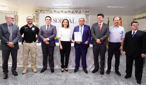 Encontro em Sobral apresenta projeto-piloto para simplificar e dar celeridade a processos criminais
