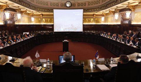 Chefes de 22 Cortes estaduais criam Colégio de Presidentes dos Tribunais de Justiça do País