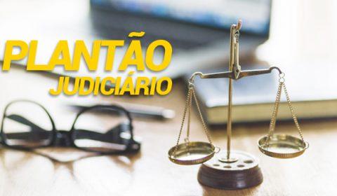 Plantão assegura funcionamento da Justiça no Tribunal, Fórum e Vara de Custódia