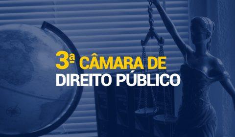 Sessão da 3ª Câmara de Direito Público será realizada na sala II, do 2º andar do TJCE