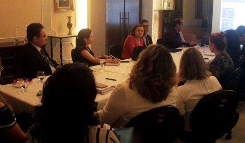 Representantes do Executivo pernambucano conhecem programa que garante tramitação célere dos processos criminais no Ceará